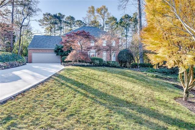 5050 Lake Terrace, Marietta, GA 30068 (MLS #6812022) :: North Atlanta Home Team