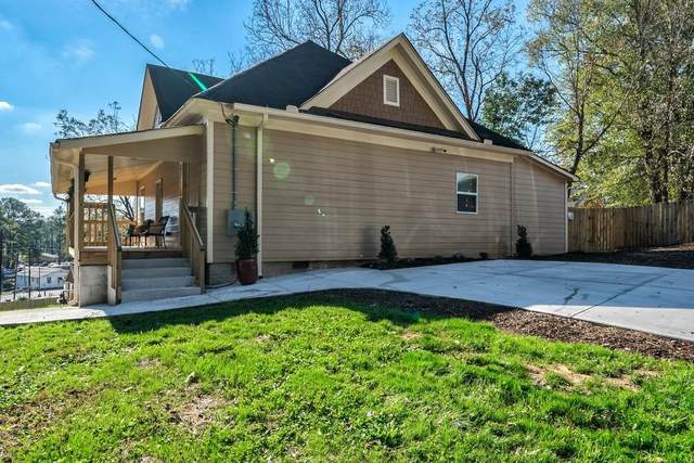 816 Hall Street NW, Atlanta, GA 30318 (MLS #6812027) :: Path & Post Real Estate