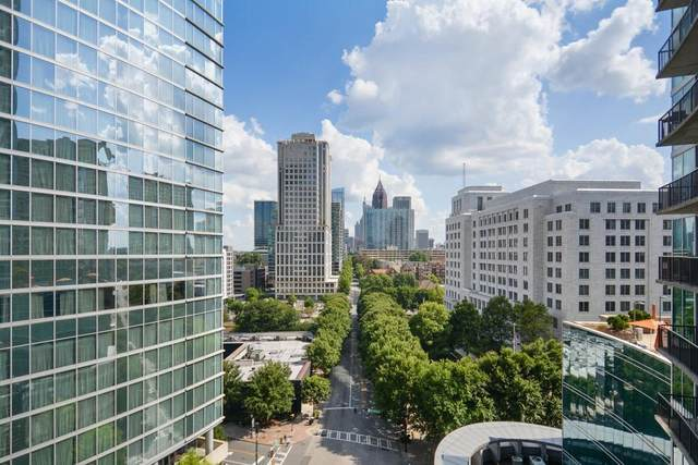 1080 Peachtree Street NE #1008, Atlanta, GA 30309 (MLS #6812028) :: The Zac Team @ RE/MAX Metro Atlanta