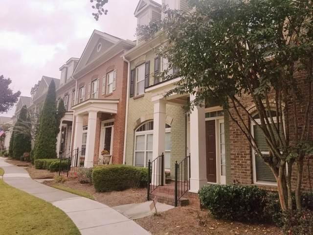4166 Baverton Drive #18, Suwanee, GA 30024 (MLS #6812043) :: North Atlanta Home Team