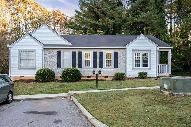 4035 Bayside Circle, Atlanta, GA 30340 (MLS #6812057) :: North Atlanta Home Team