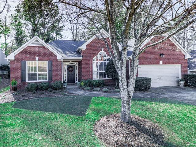 4013 Dorchester Walk NW, Kennesaw, GA 30144 (MLS #6812070) :: Path & Post Real Estate