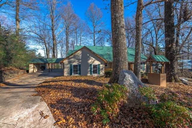 75 Walnut Ridge, Ellijay, GA 30540 (MLS #6812074) :: North Atlanta Home Team