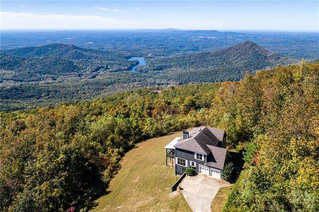 111 Sassafras Mountain Top Lane, Jasper, GA 30143 (MLS #6812089) :: North Atlanta Home Team