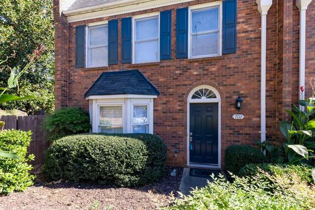 7111 Saint Charles Square, Roswell, GA 30075 (MLS #6812132) :: Kennesaw Life Real Estate