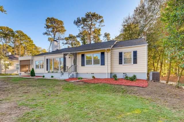1265 Lavista Road NE, Atlanta, GA 30324 (MLS #6812138) :: Lakeshore Real Estate Inc.