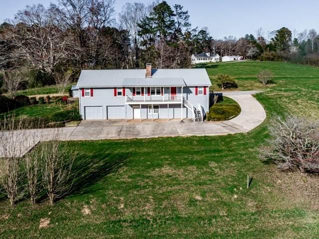 2094 Upper Burris Road, Canton, GA 30114 (MLS #6812154) :: Path & Post Real Estate