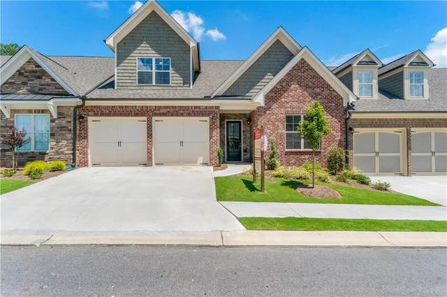5660 Ansley Ridge Lane #81, Suwanee, GA 30024 (MLS #6812174) :: The Justin Landis Group