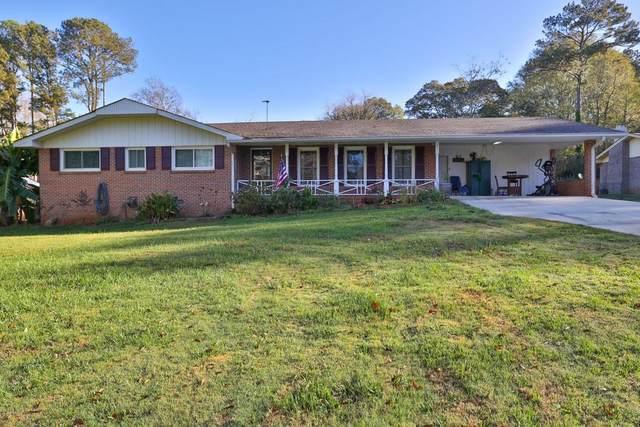 201 Murphy Avenue, Lawrenceville, GA 30044 (MLS #6812206) :: North Atlanta Home Team