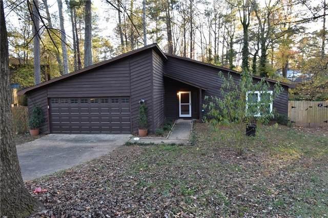 705 Creekwood Crossing, Roswell, GA 30076 (MLS #6812280) :: RE/MAX Prestige