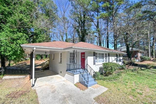 2575 Connally Drive, East Point, GA 30344 (MLS #6812287) :: RE/MAX Prestige