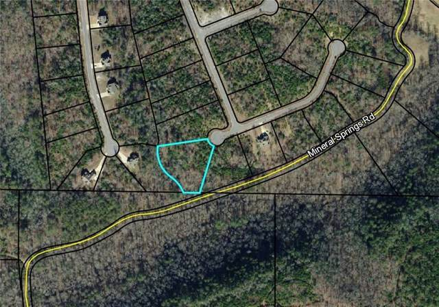 Lot58 Carabelle Way, Jasper, GA 30143 (MLS #6812314) :: RE/MAX Prestige