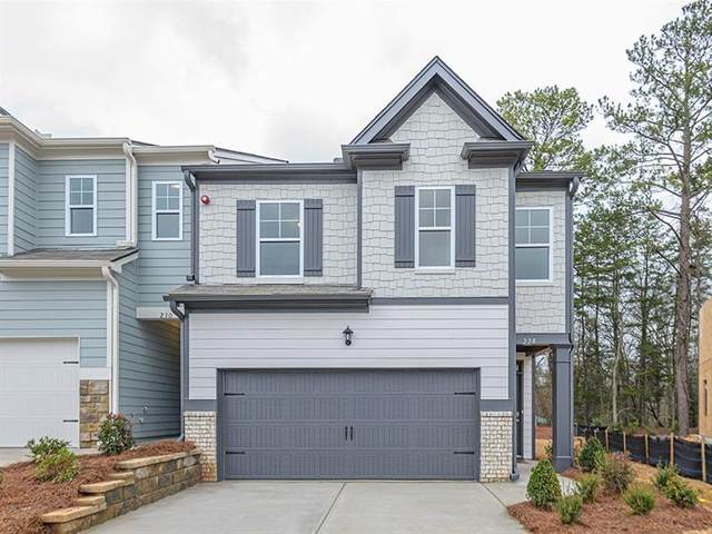 708 Woodstock Grove Drive, Woodstock, GA 30188 (MLS #6812323) :: Path & Post Real Estate