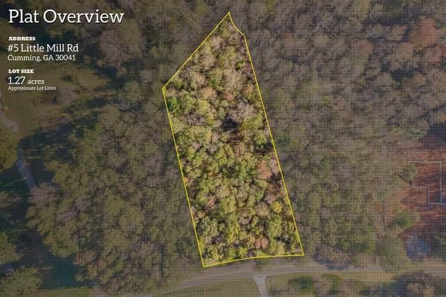 05 Little Mill Road, Cumming, GA 30041 (MLS #6812341) :: Charlie Ballard Real Estate