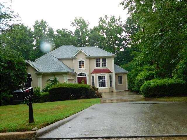 7338 Wood Hollow Way, Stone Mountain, GA 30087 (MLS #6812343) :: Lakeshore Real Estate Inc.