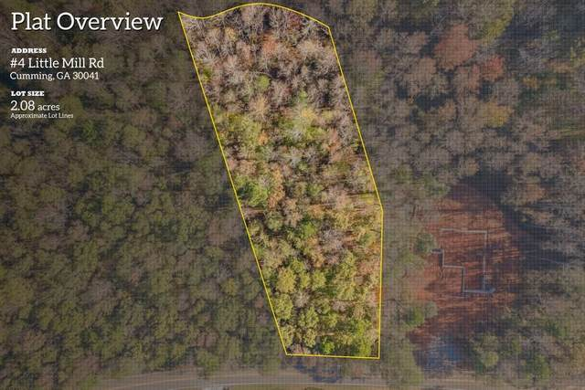 04 Little Mill Road, Cumming, GA 30041 (MLS #6812344) :: Charlie Ballard Real Estate
