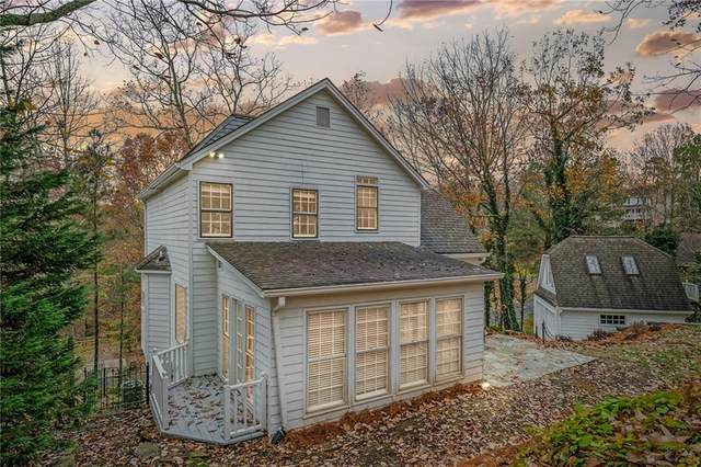 1512 Rockcrest Way, Marietta, GA 30062 (MLS #6812355) :: North Atlanta Home Team