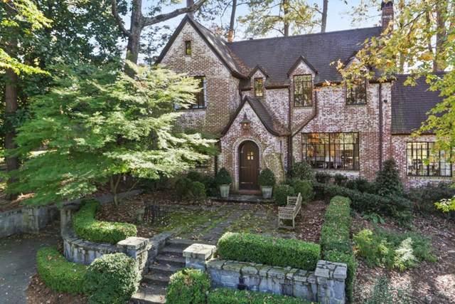 81 Lakeview Avenue NE, Atlanta, GA 30305 (MLS #6812376) :: Thomas Ramon Realty