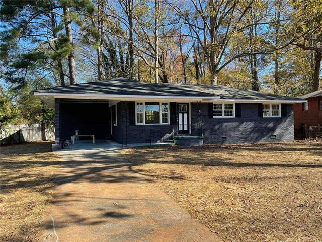 4905 Sweet Valley Road SW, Mableton, GA 30126 (MLS #6812383) :: Path & Post Real Estate