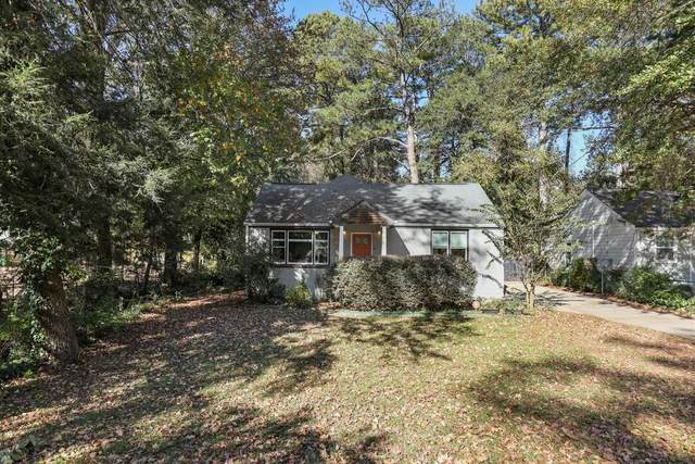 2880 Glenwood Avenue SE, Atlanta, GA 30317 (MLS #6812421) :: Path & Post Real Estate