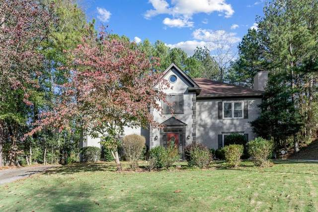 9158 Carroll Manor Drive, Sandy Springs, GA 30350 (MLS #6812422) :: Path & Post Real Estate