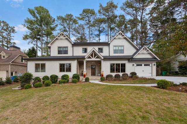 2014 N Akin Drive NE, Atlanta, GA 30345 (MLS #6812427) :: The Zac Team @ RE/MAX Metro Atlanta