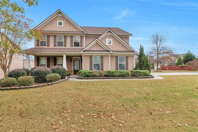 593 Pebble Chase Lane, Lawrenceville, GA 30044 (MLS #6812429) :: The Zac Team @ RE/MAX Metro Atlanta