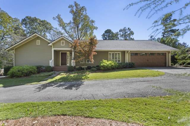 1897 Mount Vernon Road, Dunwoody, GA 30338 (MLS #6812430) :: Dillard and Company Realty Group