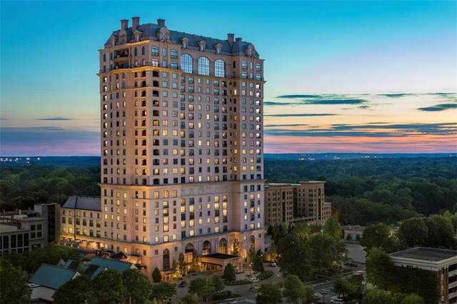 88 W Paces Ferry Road NW #1440, Atlanta, GA 30305 (MLS #6812444) :: Maria Sims Group