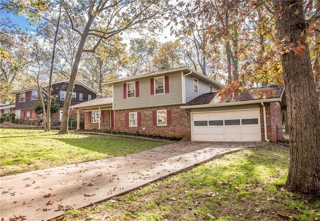 2206 Sterling Ridge Road, Decatur, GA 30032 (MLS #6812445) :: The Zac Team @ RE/MAX Metro Atlanta