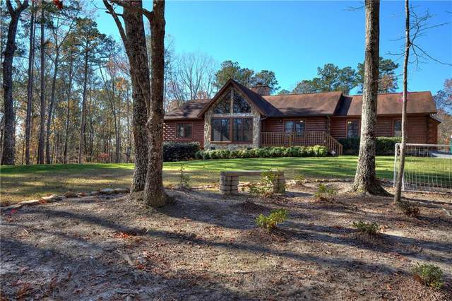 19 Wolf Ridge Trail NE, White, GA 30184 (MLS #6812471) :: Charlie Ballard Real Estate