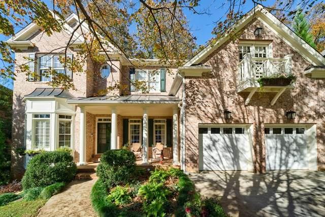 4188 Glengary Drive NE, Atlanta, GA 30342 (MLS #6812475) :: The Residence Experts
