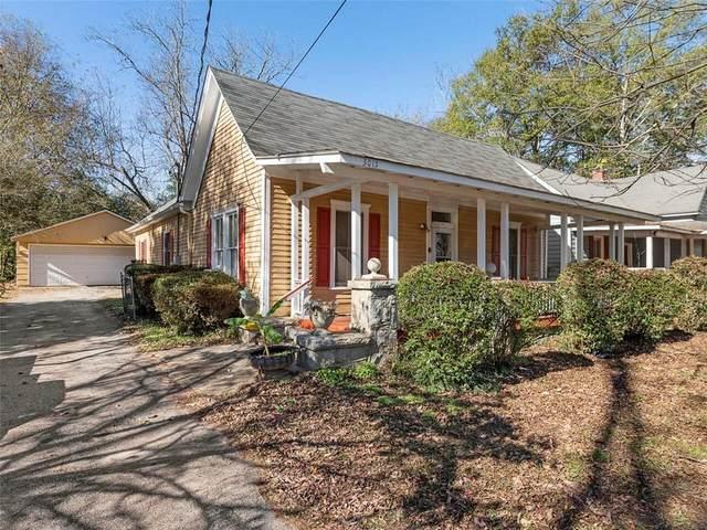 3015 Stone Mountain Street, Lithonia, GA 30058 (MLS #6812491) :: North Atlanta Home Team