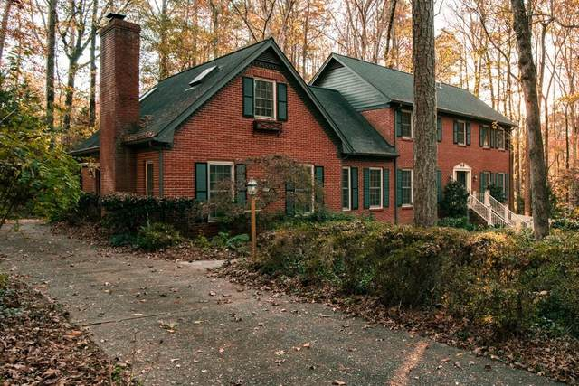 125 Waverly  Hall Close, Roswell, GA 30075 (MLS #6812526) :: The Hinsons - Mike Hinson & Harriet Hinson