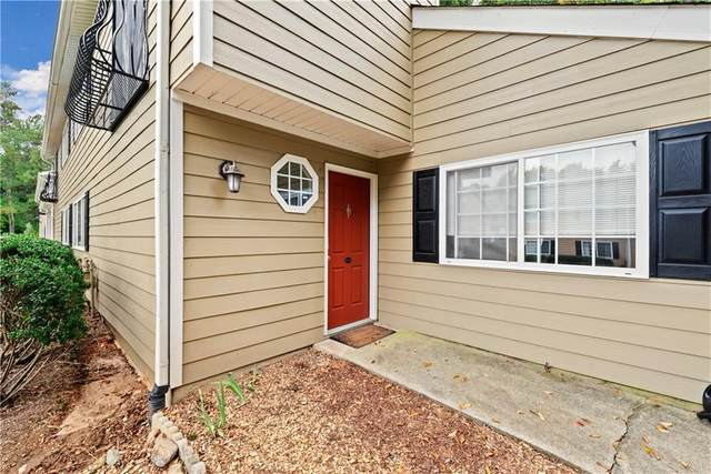 1468 Briarwood Road NE #2007, Brookhaven, GA 30319 (MLS #6812529) :: The Justin Landis Group