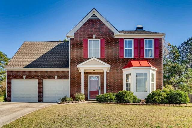 2955 Heather Lake Drive, Austell, GA 30106 (MLS #6812532) :: Path & Post Real Estate
