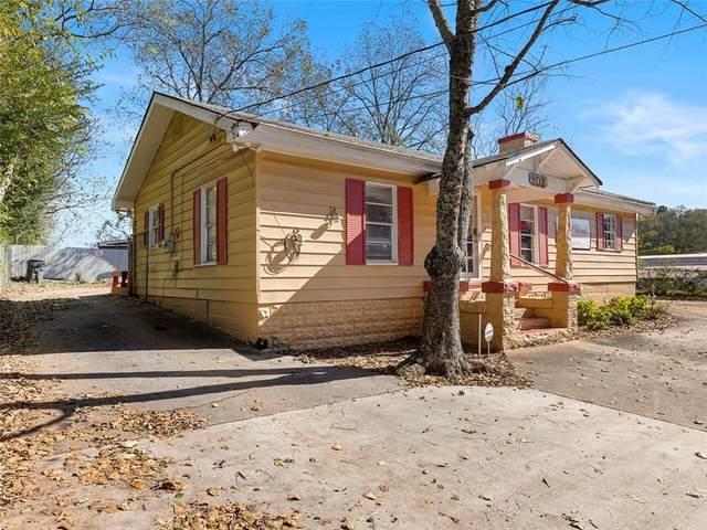 703 Main Street, Stone Mountain, GA 30083 (MLS #6812544) :: North Atlanta Home Team