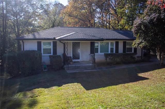 240 Peyton Road SW, Atlanta, GA 30311 (MLS #6812563) :: Charlie Ballard Real Estate