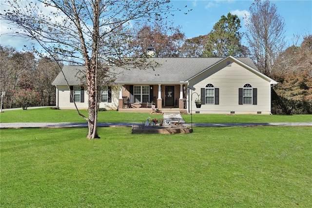 6835 Pea Ridge Road, Gainesville, GA 30506 (MLS #6812565) :: Charlie Ballard Real Estate