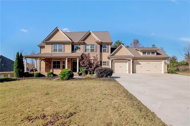 6446 Winter Harbor Drive, Flowery Branch, GA 30542 (MLS #6812573) :: North Atlanta Home Team