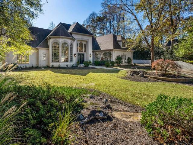 900 Marseilles Drive, Atlanta, GA 30327 (MLS #6812586) :: The Heyl Group at Keller Williams