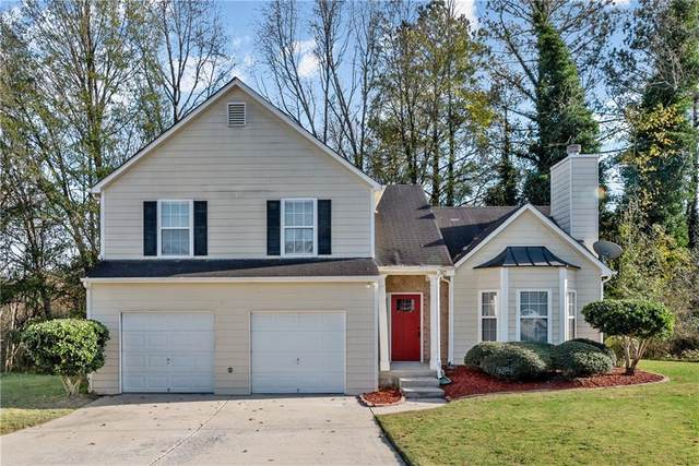 5085 Deer Brook Trail, Austell, GA 30106 (MLS #6812598) :: North Atlanta Home Team