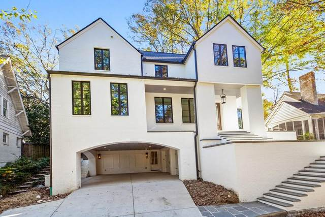 731 Wildwood Place NE, Atlanta, GA 30324 (MLS #6812615) :: North Atlanta Home Team