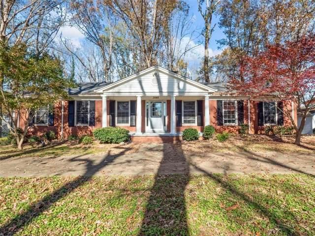 3545 Hardy Road, Gainesville, GA 30506 (MLS #6812619) :: The Heyl Group at Keller Williams