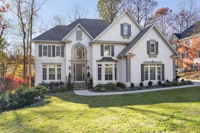 4230 River Bottom Drive, Peachtree Corners, GA 30092 (MLS #6812620) :: Scott Fine Homes at Keller Williams First Atlanta