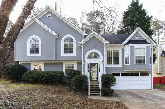 2327 Luther Terrace SW, Marietta, GA 30064 (MLS #6812631) :: Path & Post Real Estate