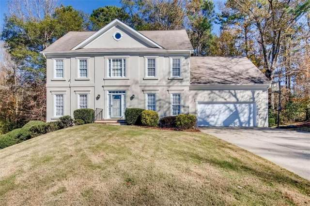 626 Woodfall, Stone Mountain, GA 30087 (MLS #6812654) :: RE/MAX Prestige