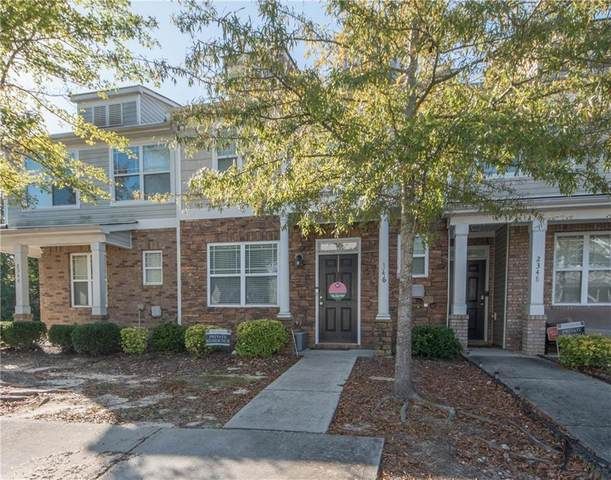 2346 Bigwood Trail, Atlanta, GA 30349 (MLS #6812672) :: Kennesaw Life Real Estate