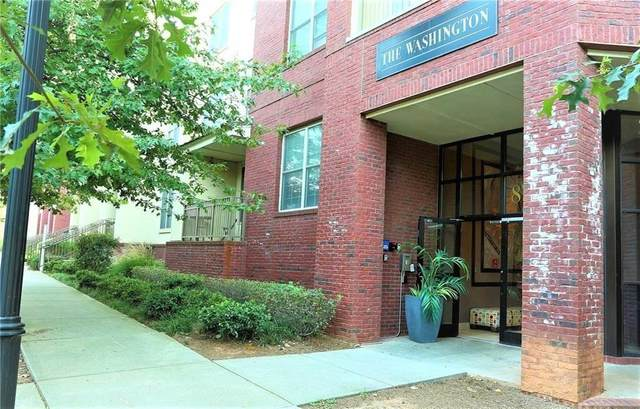 870 Mayson Turner Road NW #1309, Atlanta, GA 30314 (MLS #6812684) :: Path & Post Real Estate