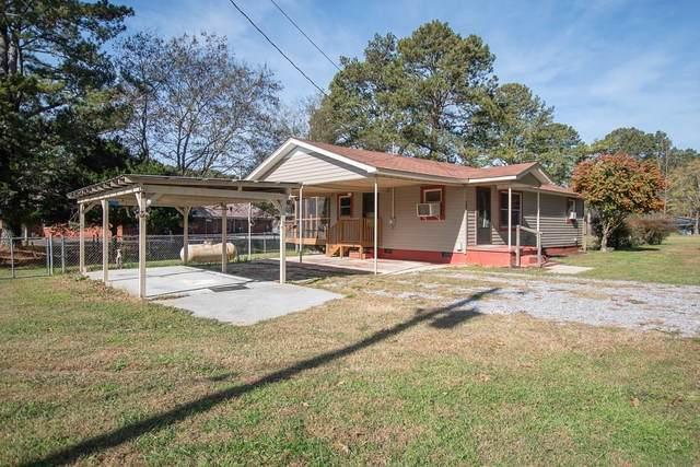 330 Hall Road NW, Resaca, GA 30735 (MLS #6812722) :: Dillard and Company Realty Group